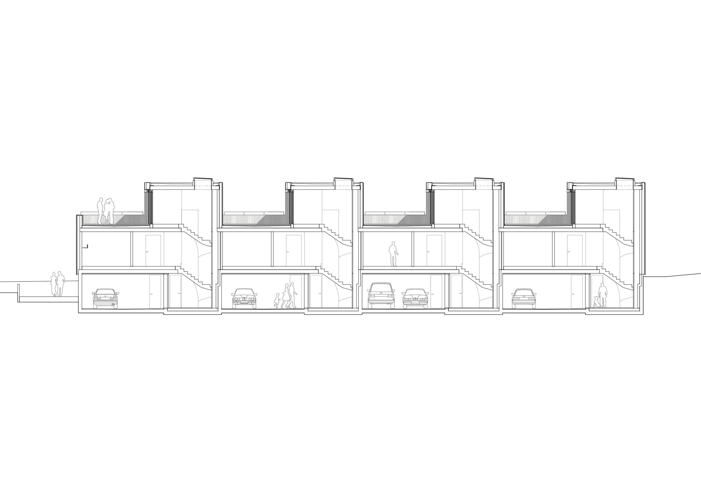 Wohnhäuser Rebbergstrasse Rottenschwil, Eggenspieler Architekten AG