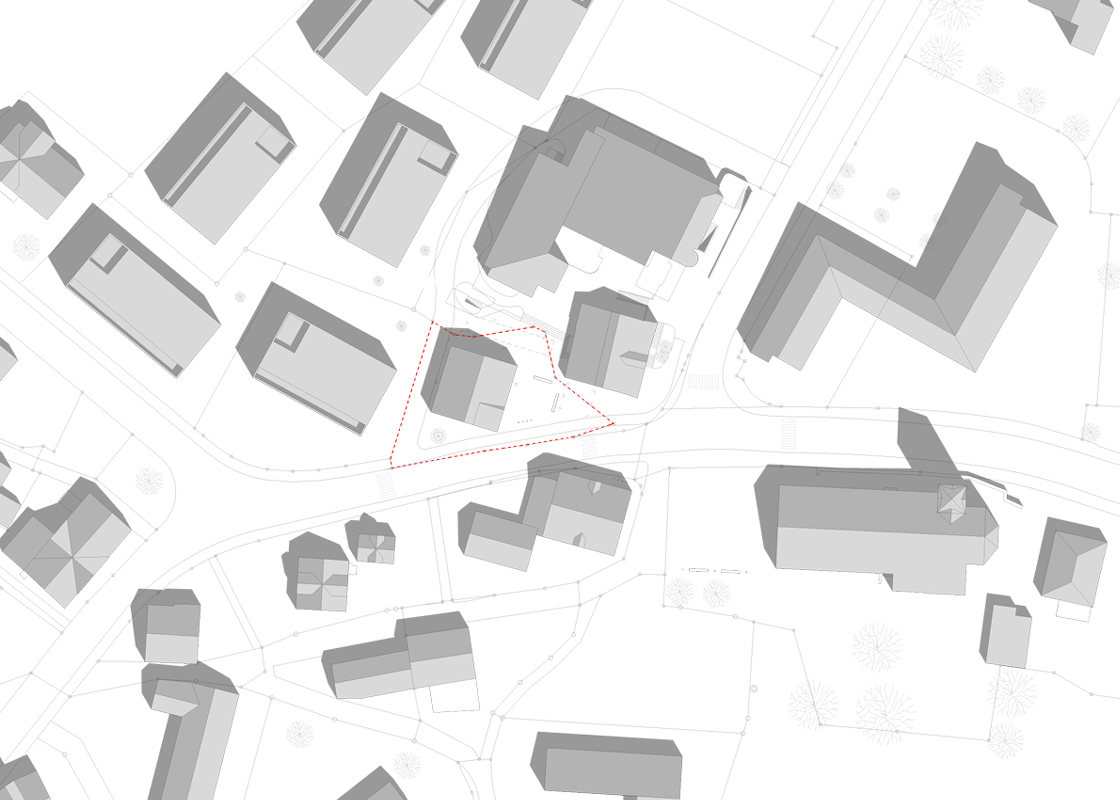 Zentrumsentwicklung Mörschwil, Eggenspieler Architekten AG