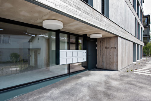 Mehrfamilienhaus Birizug Unterägeri, Eggenspieler Architekten AG