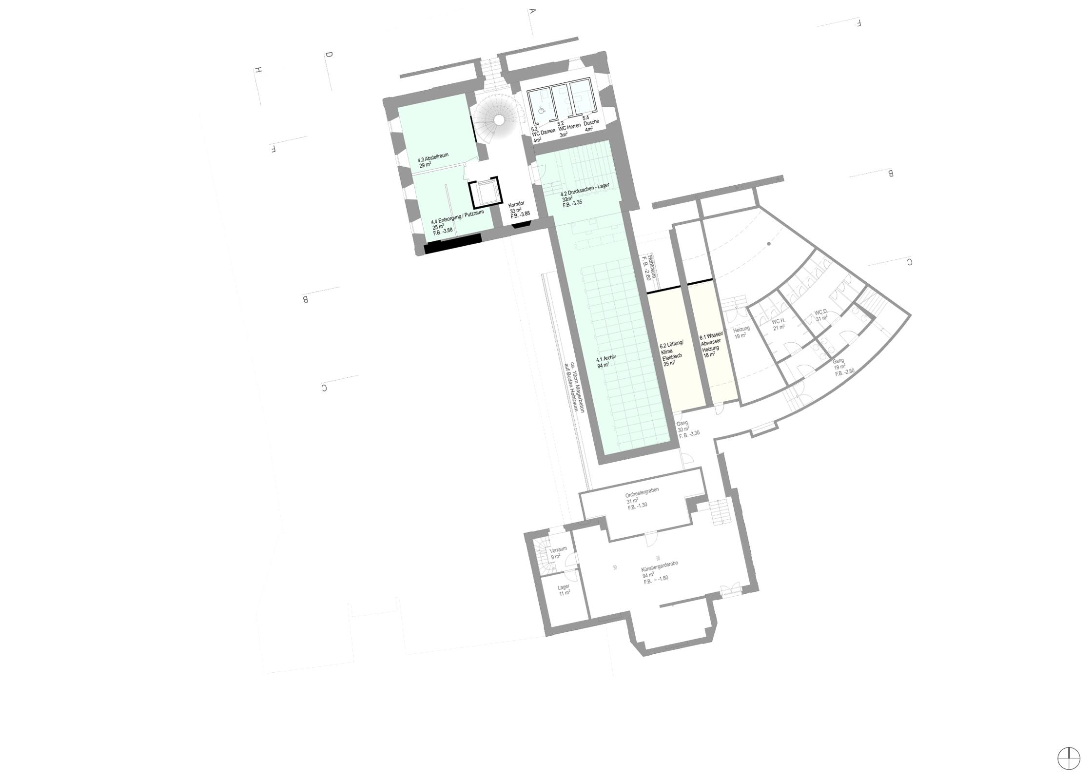 Gemeindeverwaltung Beinwil am See, Eggenspieler Architekten AG